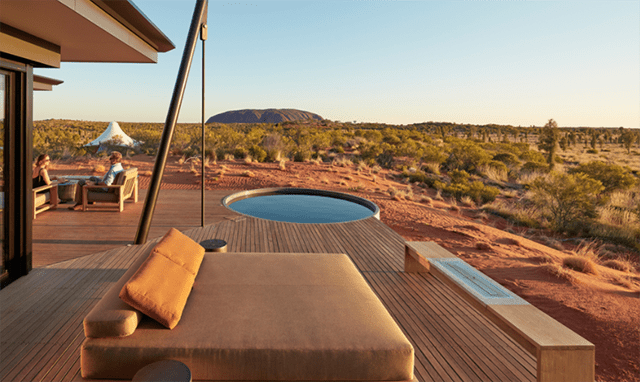 glamping spots to stay in Australia
