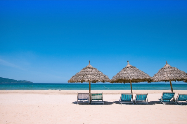vietnam My Khe Beach