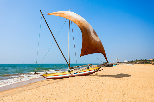 Amazing beaches in sri lanka