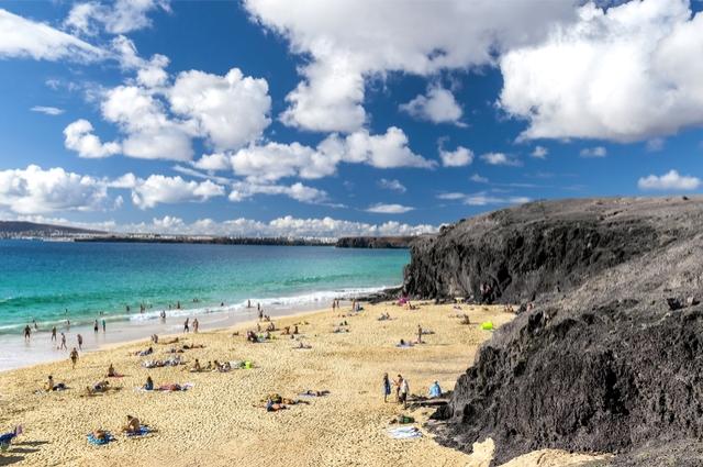 Spain Playa Blanca