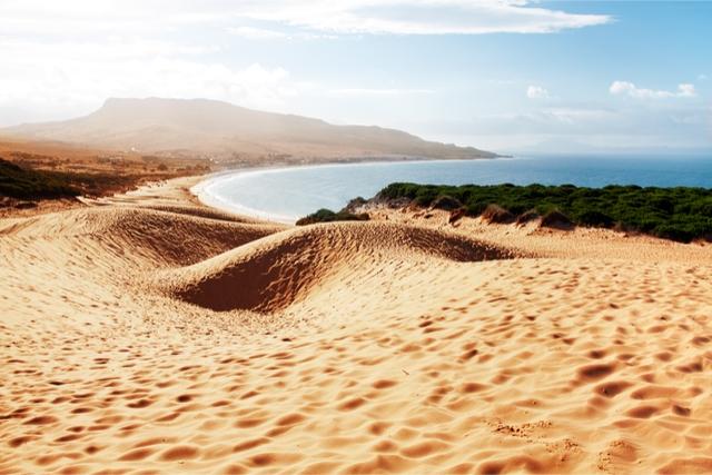 Spain Playa de Bolonia