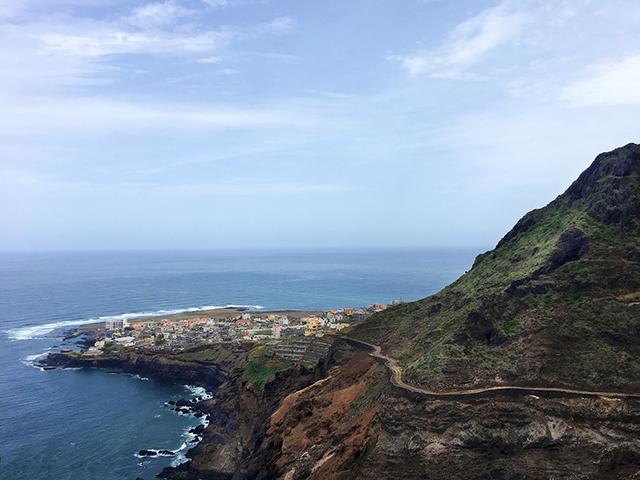 Ponta do Sol Cape Verde