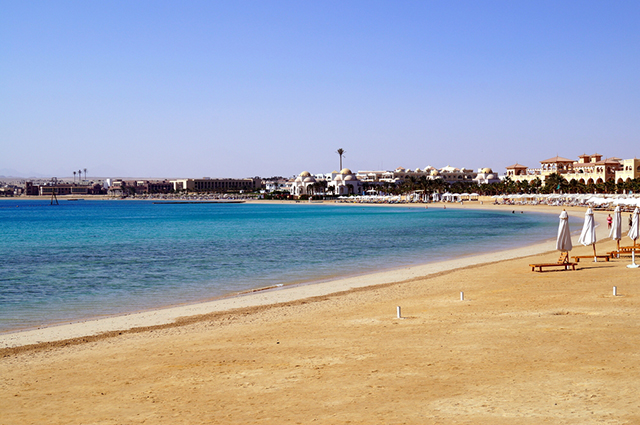 best beaches in egypt