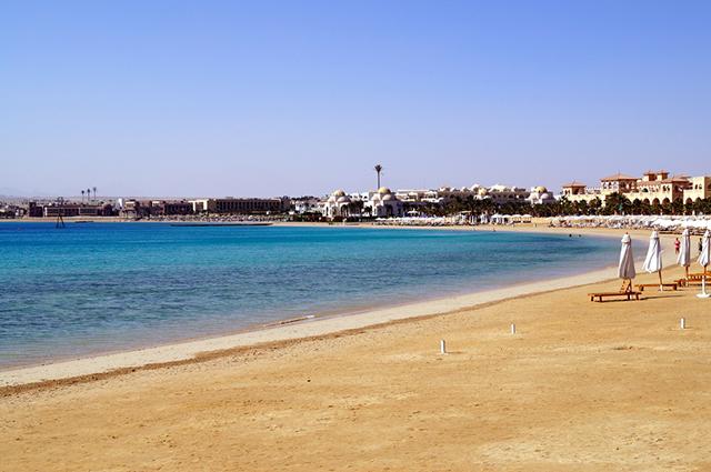 best beaches in egypt