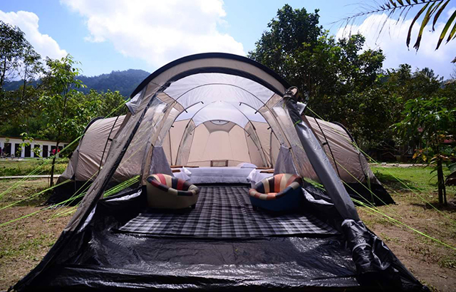 best glamping in Singapore