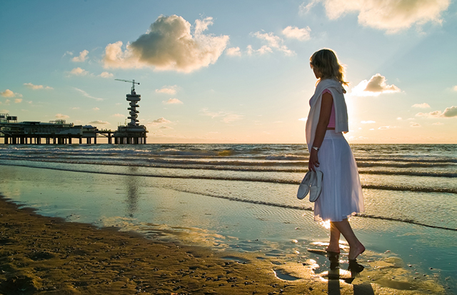 Scheveningen Beach Netherlands