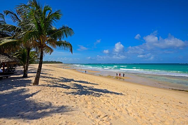 Shelly Beach Kenya