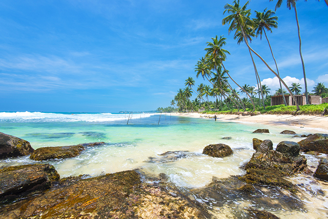 Most beautiful beaches in sri lanka