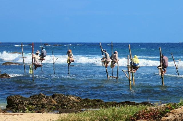 Beautiful beaches in sri lanka
