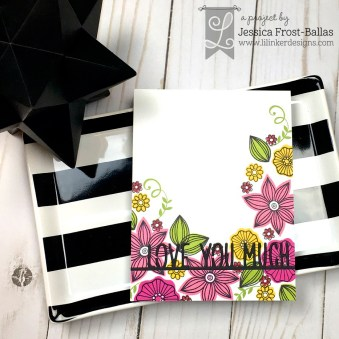 Love You Much by Jessica Frost-Ballas for Lil' Inker Designs