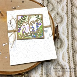 Today and Always by Jessica Frost-Ballas for Lil' Inker Designs