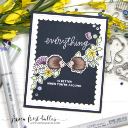 Pretty Pink Posh May Release Blog Hop by Jessica Frost-Ballas