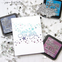 You're a Star by Jessica Frost-Ballas for Simon Says Stamp