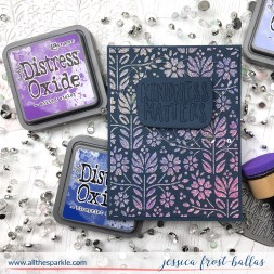 Kindness Matters by Jessica Frost-Ballas for Simon Says Stamp