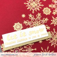 Simon Says Stamp Comfort and Joy Limited Edition Holiday Kit Blog Hop!