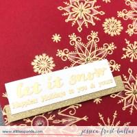 Simon Says Stamp Comfort and Joy Limited Edition Holiday Kit Blog Hop!