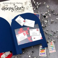 Honey Bee Stamps Bee Mine Release Blog Hop (+VIDEO and GIVEAWAY!)