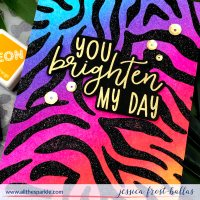 Stenciling Tips and Tricks and Lisa Frank Inspired Cards - Scrapbook.com