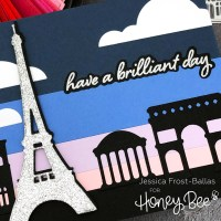VIDEO: Creating Backgrounds with Paper Scraps Video Hop (+GIVEAWAYS!)