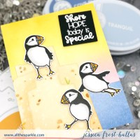 Puffin Party - Catherine Pooler Designs