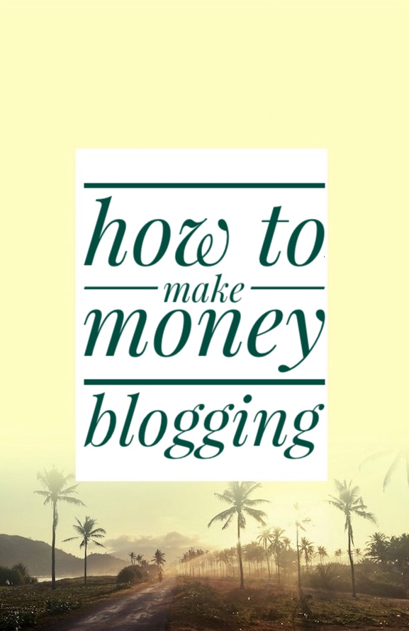 how to make money blogging althestufficareabout
