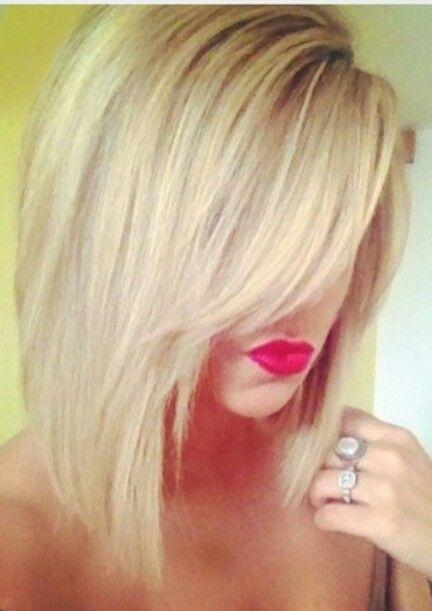haircut short blonde celebrity hairstyle