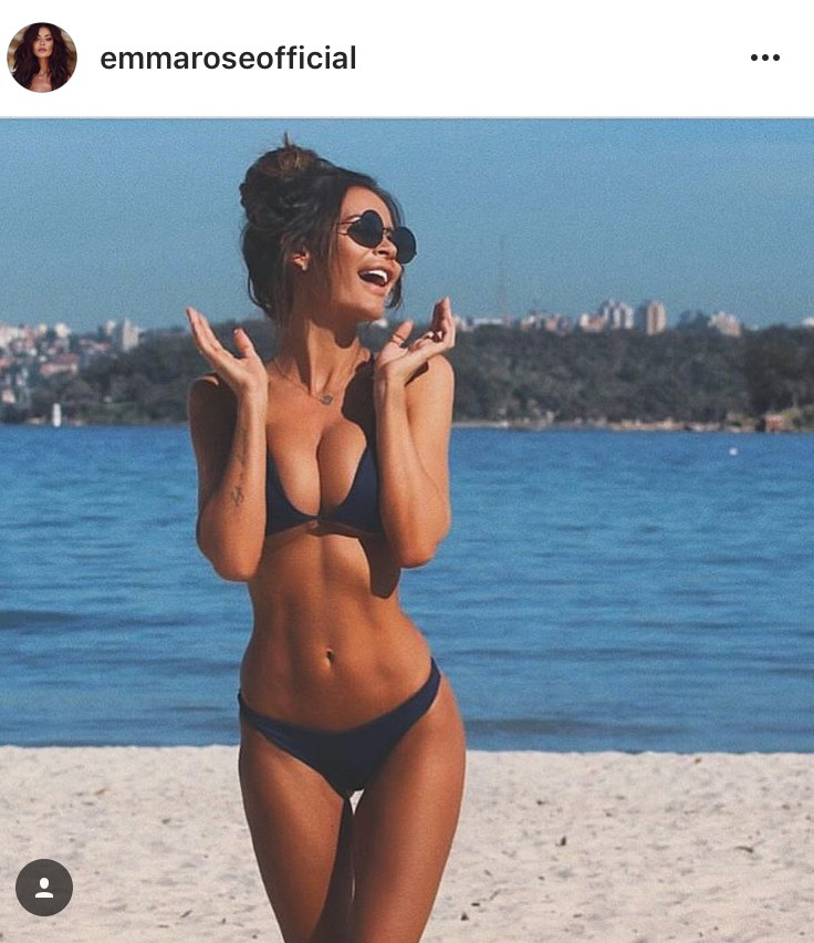bikini body goals beach photoshoot allthestufficareabout