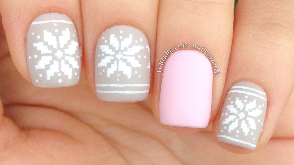 nude pink snowflake nail design.jpg