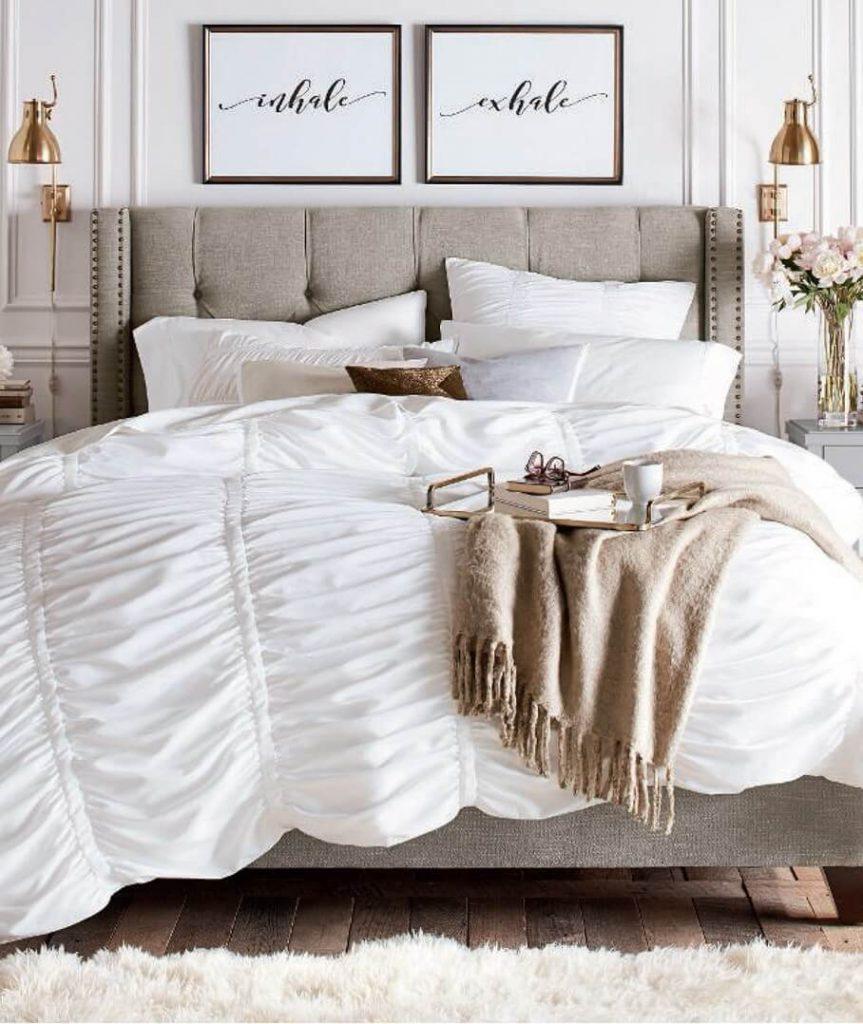 Wonderful interior design bedroom inspiration
