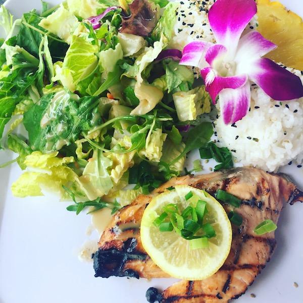 salmon hawaii