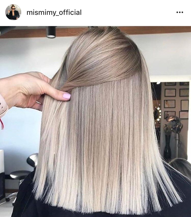 Ideas To Go Blonde Icy Short One Color