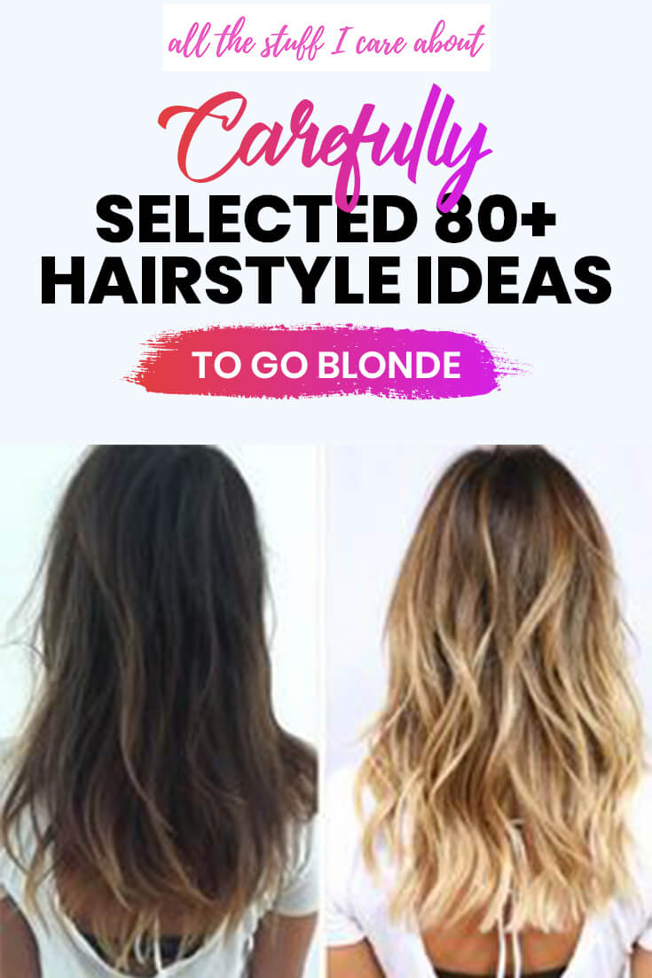 selected 80 hairstyle ideas