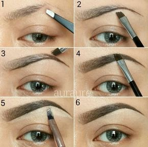 brow filling micro pigmentstion lingerist