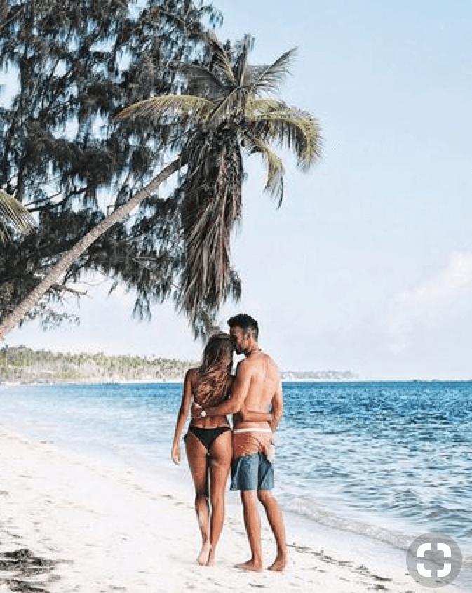 beach relationship goals