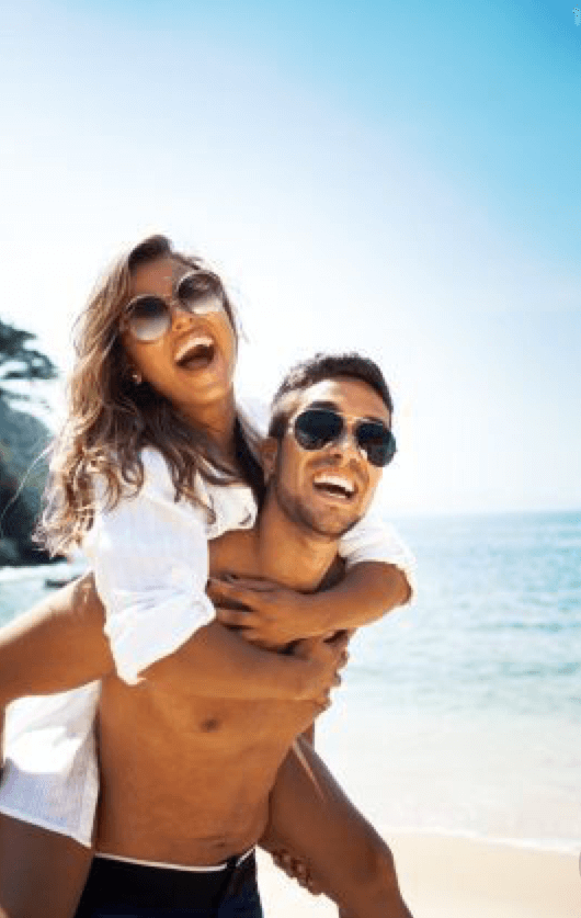 relationship goals fun couple