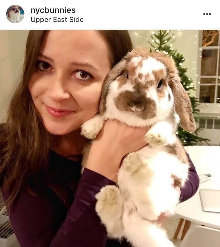 bunny mum bunny mama bunny mummy allthestufficareabout nycbunnies