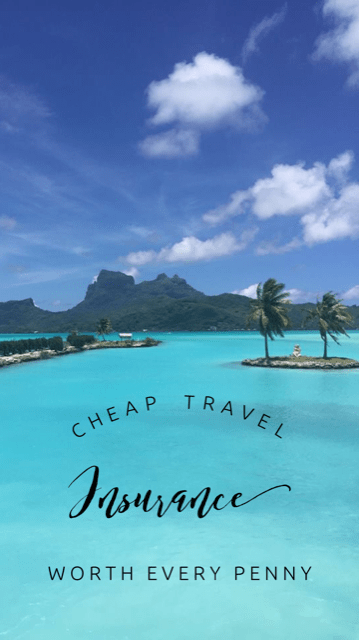 cheap Travel insurance comparison
