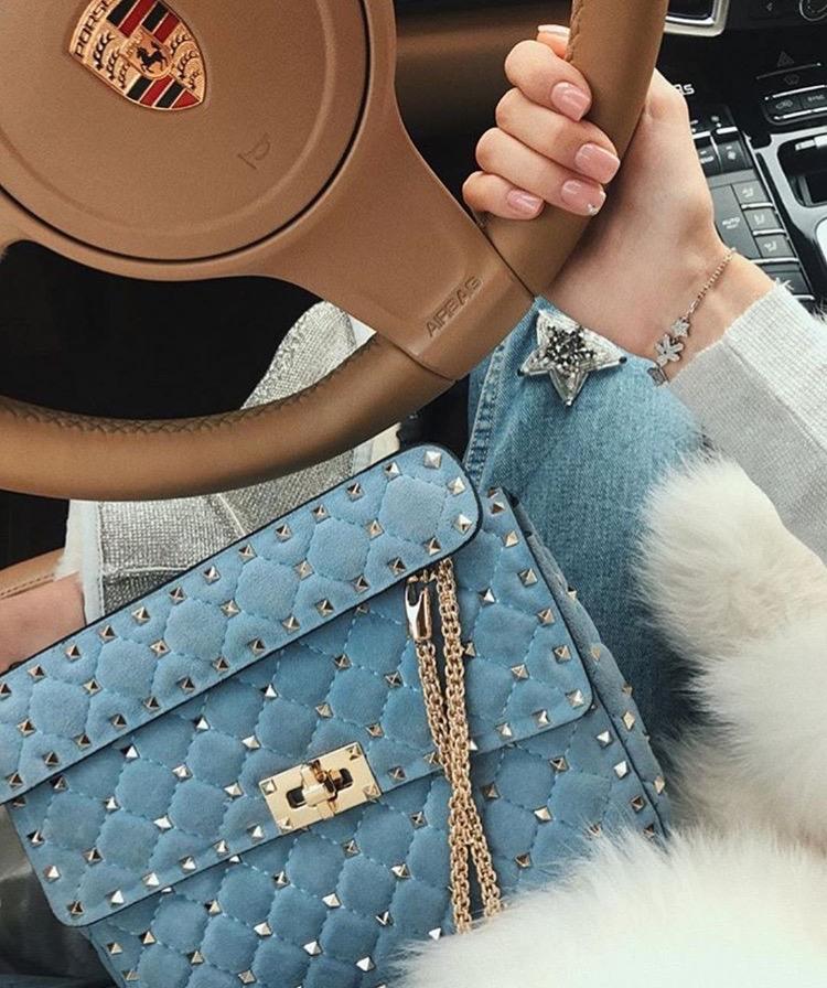 Valentino Garavani bag luxury