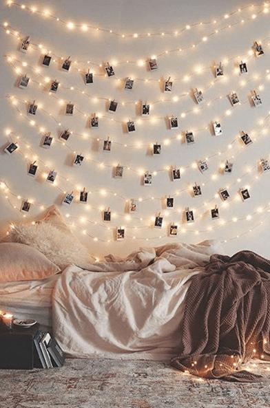 lights room christmas