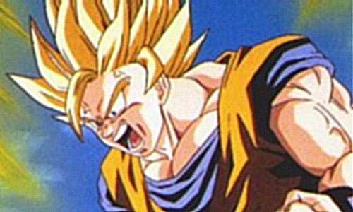 Your a Saiyan, but how far can you Power up? Super Saiyan 3. Super Saiyan 2