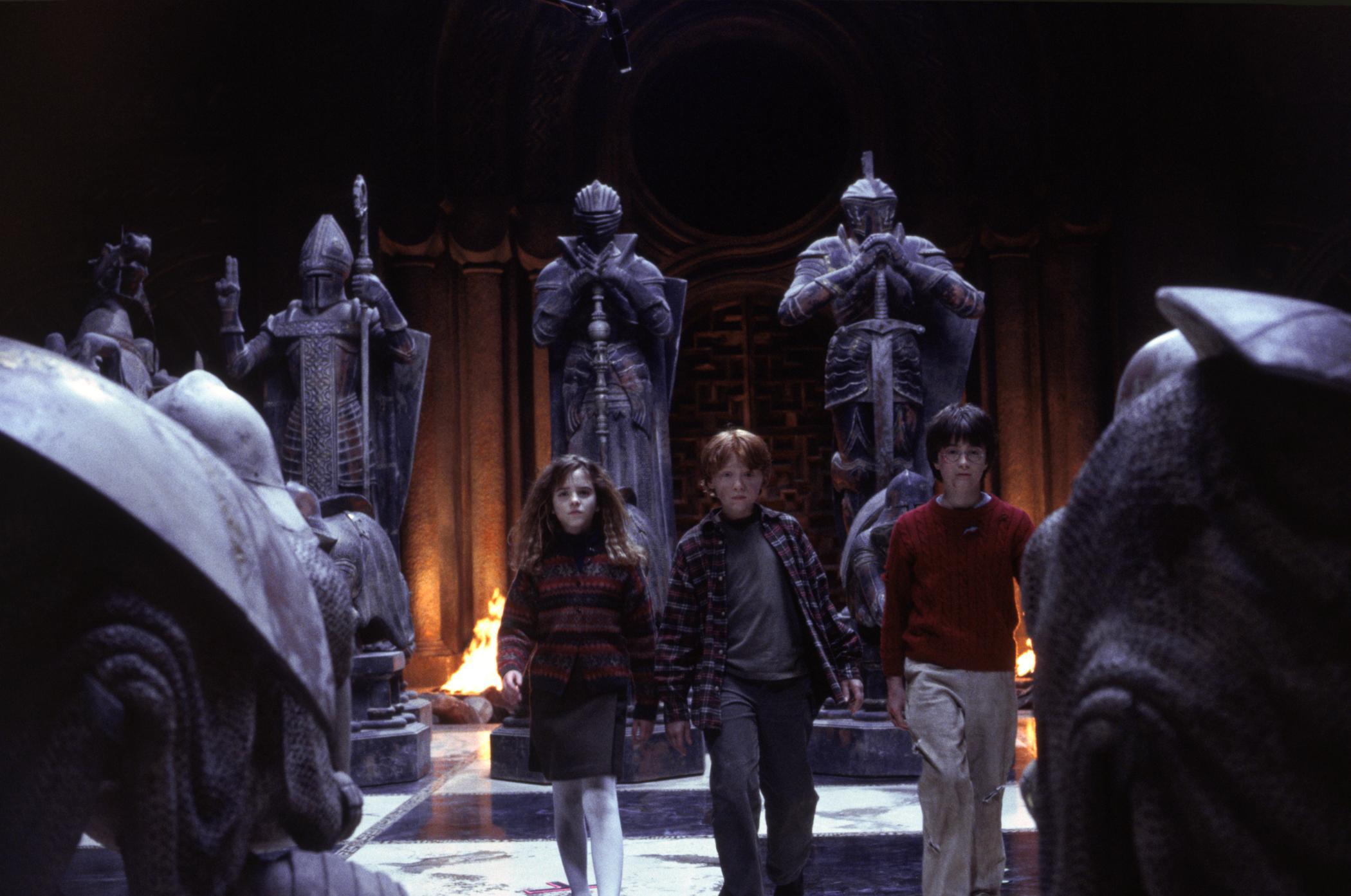 The Basic Harry Potter Quiz