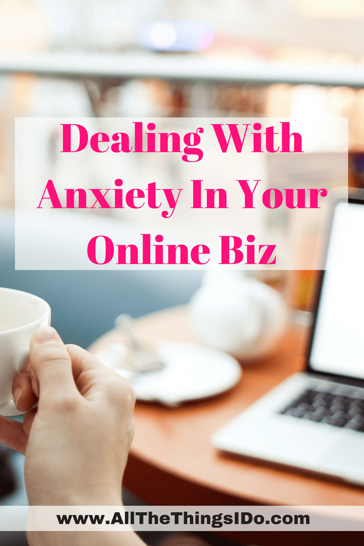 Business owners with anxiety