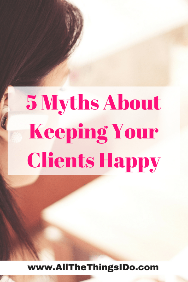 Keeping your online business clients happy
