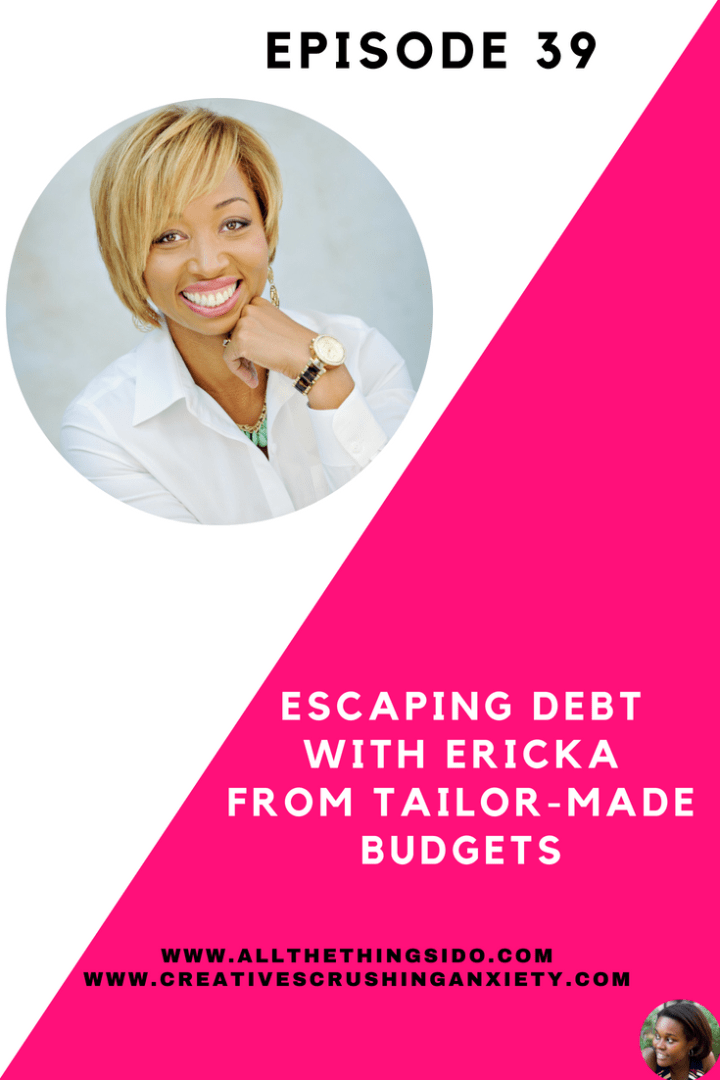 Ericka Young budget coach