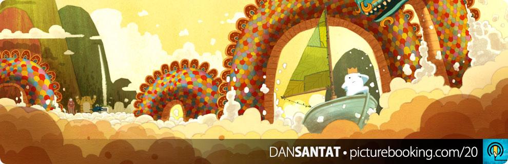 Picturebooking with Dan Santat