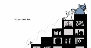 Cat Nap by Toni Yuly
