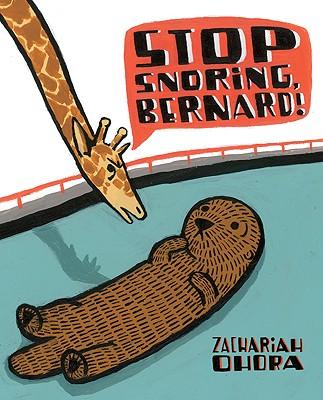 STOP SNORING BERNARD!