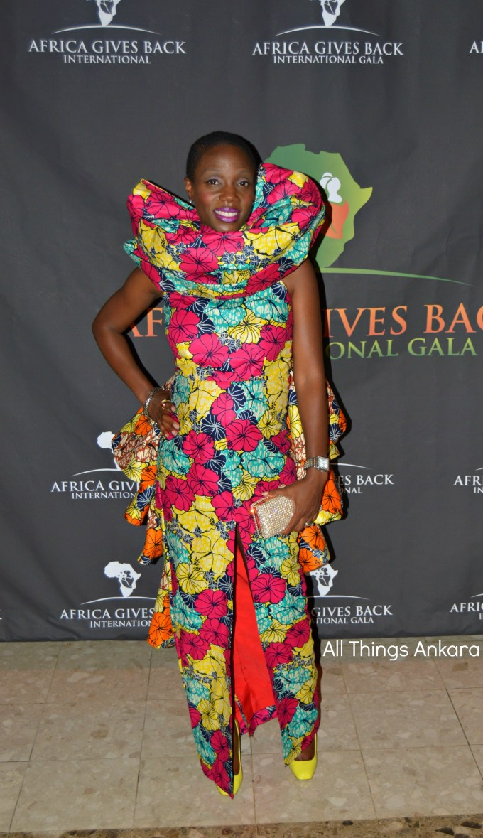 Gala-All Things Ankara's Best Dressed Women at Africa Gives Back International Gala 2016 18