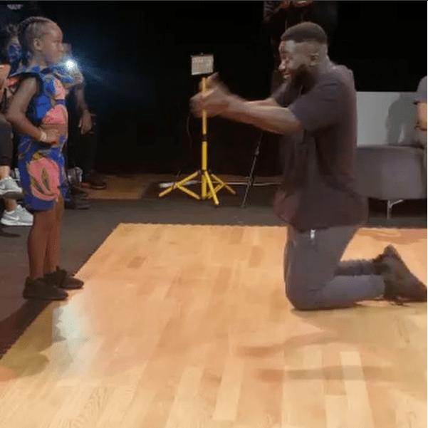 Dance: Princess K Slays Dance Battle Routine To