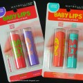 NEW Limited Edition Maybelline Baby Lips Swatches + Review!